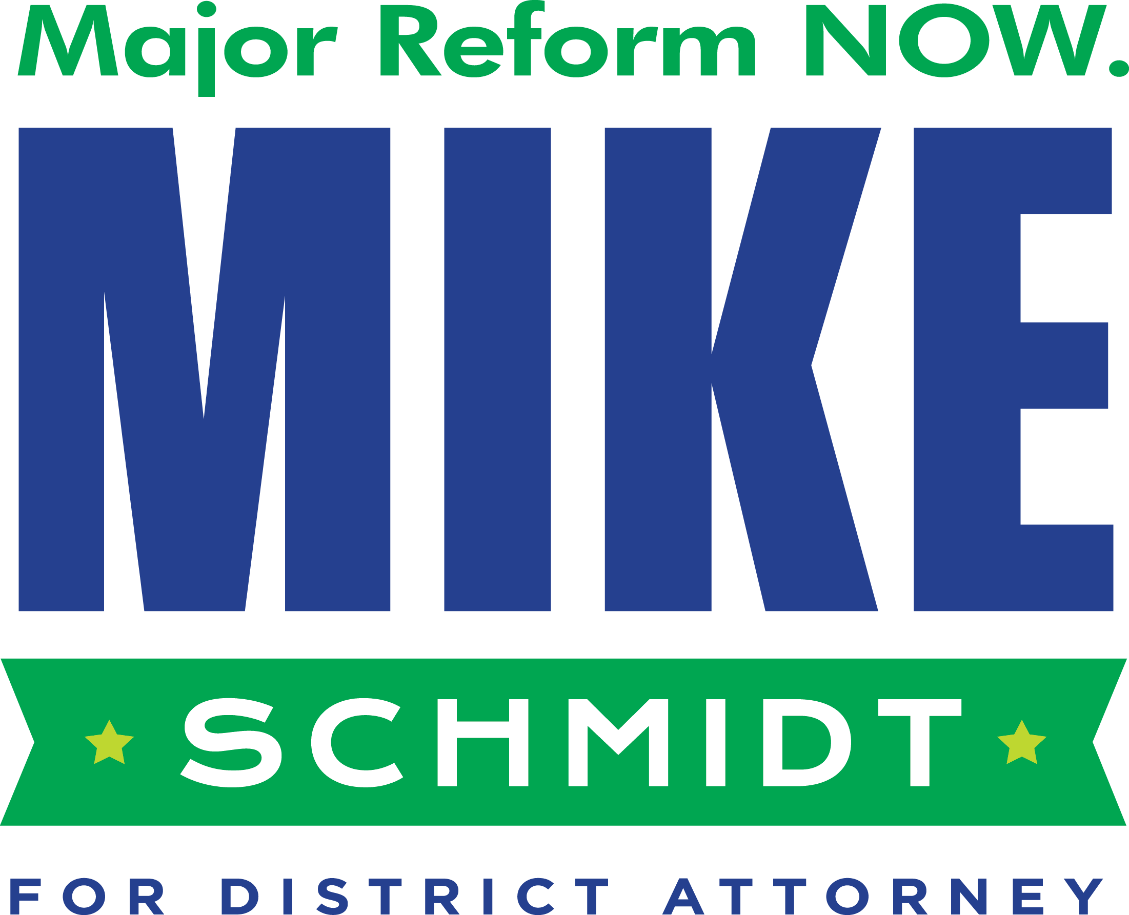 Mike Schmidt for DA